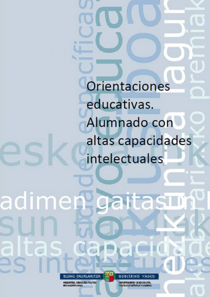 Orientaciones educativas